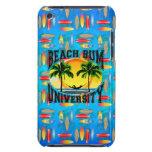 Universidad del vago de la playa iPod Case-Mate protector