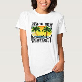 Universidad del vago de la playa polera