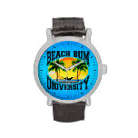 Universidad del vago de la playa relojes