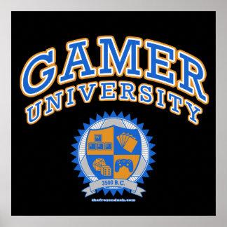 Universidad del videojugador impresiones
