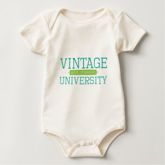 Universidad del vintage: Escuela de la valla Enteritos