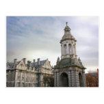 Universidad Dublín de la trinidad Tarjetas Postales