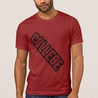 Universidad [edición] - hilos frescos camiseta