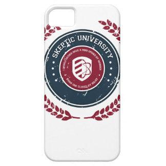 Universidad escéptica iPhone 5 Case-Mate cárcasas