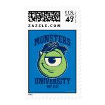 Universidad Est de los monstruos de Mike. 1313 Sellos