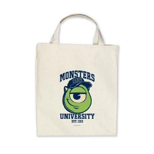 Universidad Est de los monstruos de Mike. luz 1313 Bolsa