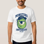 Universidad Est de los monstruos de Mike. luz 1313 Playeras