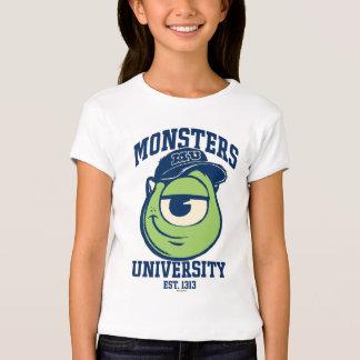 Universidad Est de los monstruos de Mike. luz 1313 Poleras