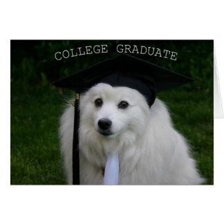 Universidad Gradulate Tarjeta De Felicitación