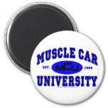 Universidad II del coche del músculo Imán De Frigorifico