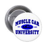 Universidad II del coche del músculo Pins