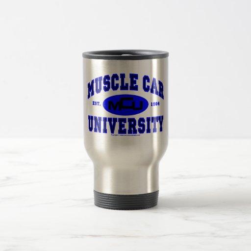 Universidad II del coche del músculo Taza