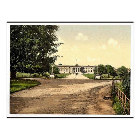 Universidad militar real, Sandhurst, Camberley, Tarjetas Postales