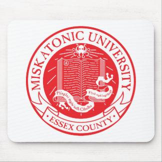 Universidad Mousepad de Miskatonic Tapete De Ratones