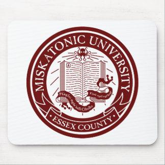Universidad Mousepad de Miskatonic Alfombrilla De Ratón