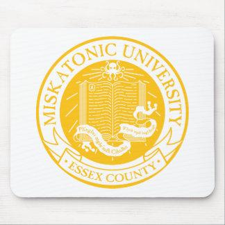 Universidad Mousepad de Miskatonic Alfombrillas De Raton