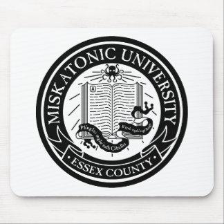 Universidad Mousepad de Miskatonic Tapetes De Raton
