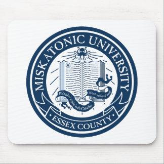 Universidad Mousepad de Miskatonic Tapetes De Ratón