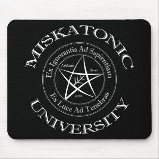 Universidad Mousepad de Miskatonic Alfombrilla De Ratones