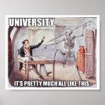 Universidad Posters