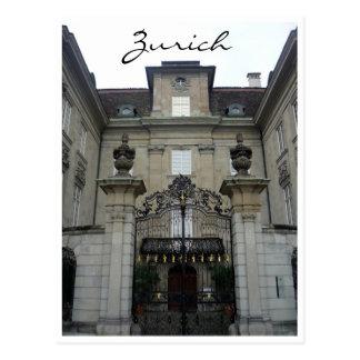 universidad Zurich Postal
