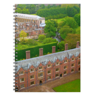 universidades de Cambridge Libro De Apuntes Con Espiral