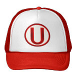 Universitario De Deportes Hat Gorros