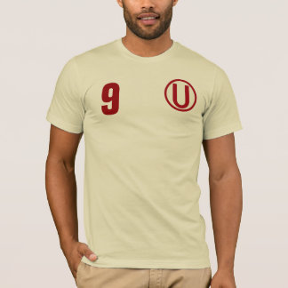 Universitario Shirt Creme Color