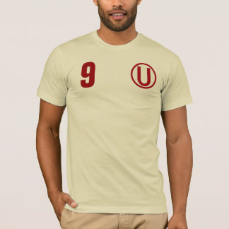 Universitario Shirt Creme Color v2 peru
