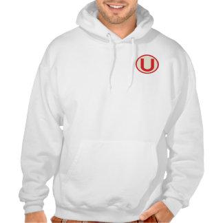 universitario, u - Customized Sweatshirts