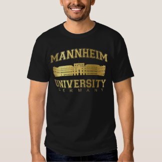 Universität Mannheim / Mannheim University - GER T Shirt