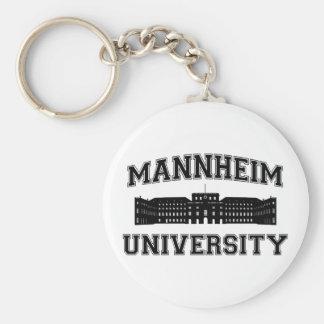 Universität Mannheim / Mannheim University Keychain