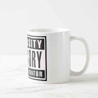 University Advisory Procrastinator Classic White Coffee Mug