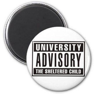 University Advisory The Sheltered Child Magnet