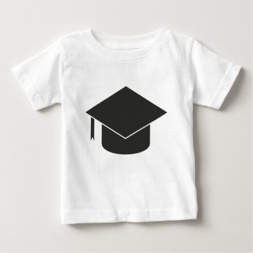 Beach Themed university baby T-Shirt