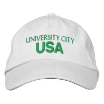 University City USA Cap