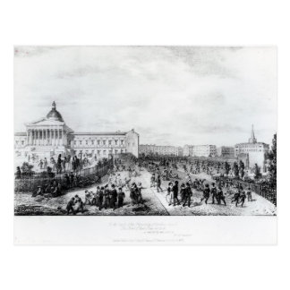 University College School, London, 1835 Postcard
