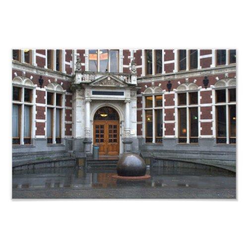 University Hall Utrecht