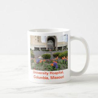 University Hospital, Columbia, Missouri Classic White Coffee Mug