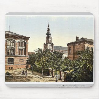 University Library,Nicholas Church and Physiologic Mouse Pads