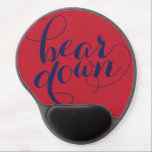 "University of Arizona | Bear Down Script Gel Mouse Pad<br><div class=""desc"">Check out these University of Arizona designs and products. These make perfect gifts for the Wildcat student,  fan,  faculty,  and alumni. All of these products are customizable from Zazzle!</div>"