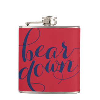 University of Arizona | Bear Down Script Hip Flask