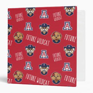 University of Arizona | Future Wildcat 3 Ring Binder