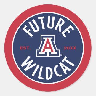 University of Arizona | Future Wildcat Classic Round Sticker