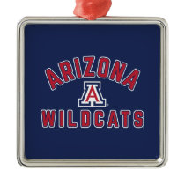 University Of Arizona | Wildcats Metal Ornament