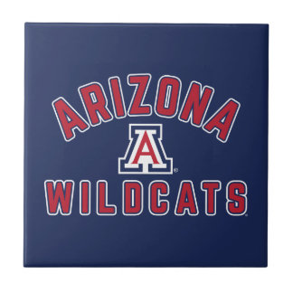 University Of Arizona   Wildcats Tile