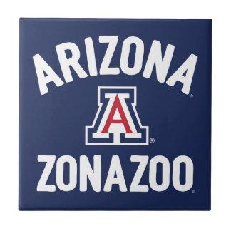 University Of Arizona   Zonazoo Ceramic Tile