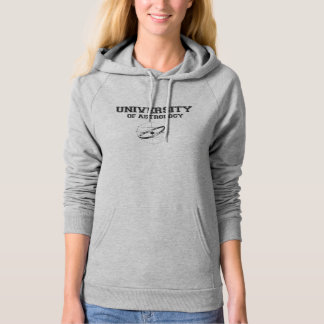 University of Astrology Hoodie Grey