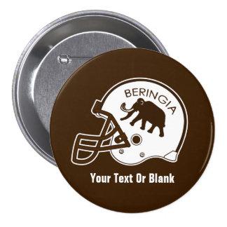 University of Beringia Football Button