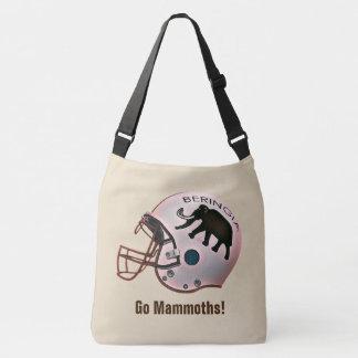 University of Beringia Football Crossbody Bag